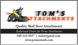 Tom's Attachments logo