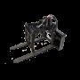 Pallet Fork Grapple 3 – Prime skid loader attachment
