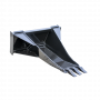 Stump Bucket 3 – Prime skid loader attachment