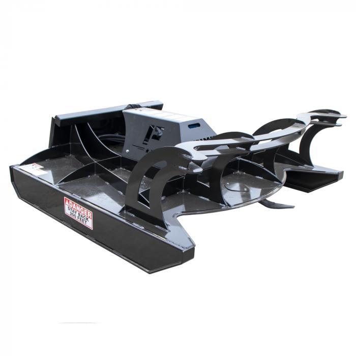 Direct-drive mower